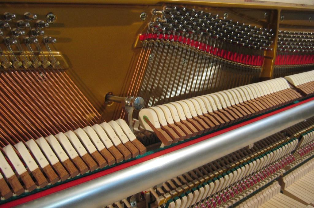 Klima Einbau Klavier
