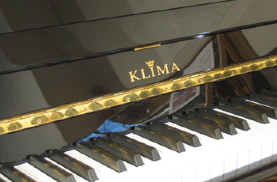 Klima Klavier - Tastatur