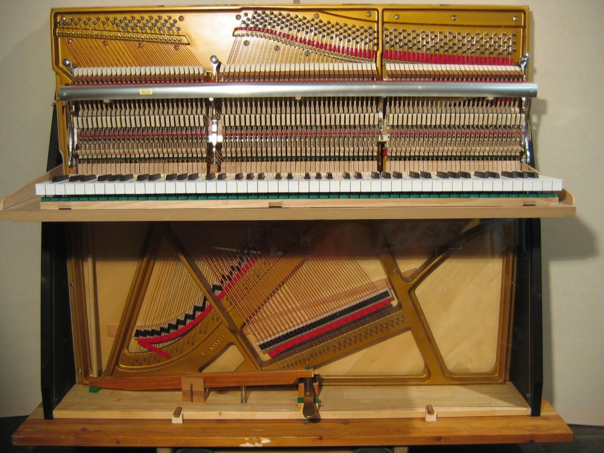 Klima Klavier